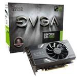 Placa de Vídeo Evga Geforce Gtx 1060, 3gb, Ddr5, 192bits - 03g-p4-6160-kr