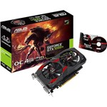 Placa de Video GeForce GTX 1050 Ti 4GB Ddr5 Cerberus - Asus
