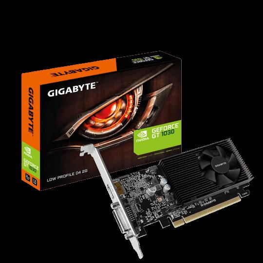 Placa de Vídeo Gigabyte Geforce Gt 1030 2gb | InfoParts