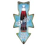 Placa Decorativa 15x30cm Ice Cold Lpdr-011 - Litocart