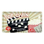 Placa Decorativa 15x30cm Pop Corn Lpd-037 - Litocart