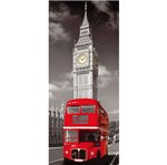 Placa Decorativa 50x20cm Londres Lprc-004 - Litocart