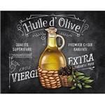 Placa Decorativa Huile D' Olive 24x19cm Dhpm-129- Litoarte
