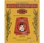 Placa Decorativa Litoarte Dhpm-250 24x19cm Aguardente Boa Companheira