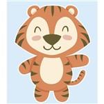 Placa Decorativa Litocart LPMC-133 24,5x19,5cm Tigre