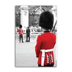 Placa Decorativa Londres MDF Guarda 20x30cm