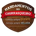 Placa Decorativa Mandamentos do Churrasqueiro Cerveja Sempre Gelada