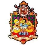 Placa Decorativa Mdf Homer Simpson