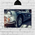 Placa Decorativa MDF Vintage Carro Antigo