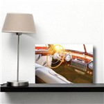 Placa Decorativa Vintage Carro Antigo Painel 20x30cm