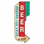 Placa Decorativa 32x21,5cm Beer Lpqm-024 - Litocart