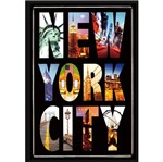 Placa Decorativa 32x21,5cm New York City Lpqm-018 - Litocart