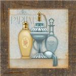 Placa Decorativo em MDF 14x14 Perfum DHPM5-108 - Litoarte