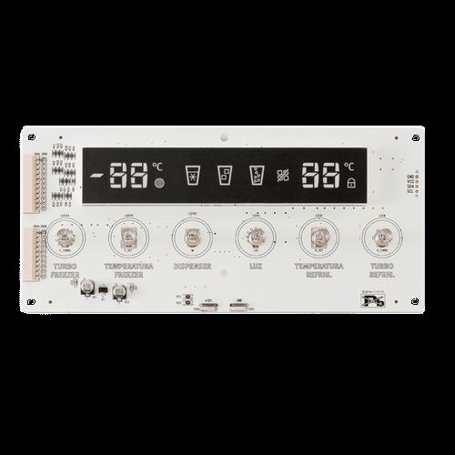 Placa Dispenser Side By Side - Sh72x Ss72x Ss91x