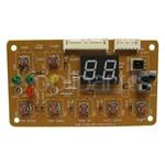 Placa Eletrônica Display Ar Condicionado Janela Lg 6871a20118c