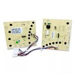 Placa Eletrônica Interface e Pressostato Eletrônica para Lavadora Electrolux Lbu15if 70200964 Original