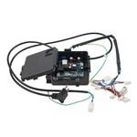 Placa Eletronica Modulo de Potencia Geladeira Brastemp 127v 220v com Chicote