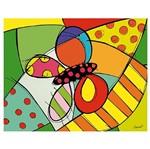 Placa em Mdf e Papel Decor Home Borboleta Dhpm-068 - Litoarte