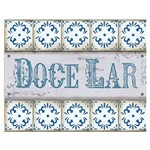 Placa em Mdf e Papel Decor Home Doce Lar Dhpm-002 - Litoarte