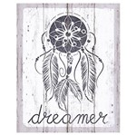 Placa em Mdf e Papel Decor Home Dreamer Dhpm-055 - Litoarte