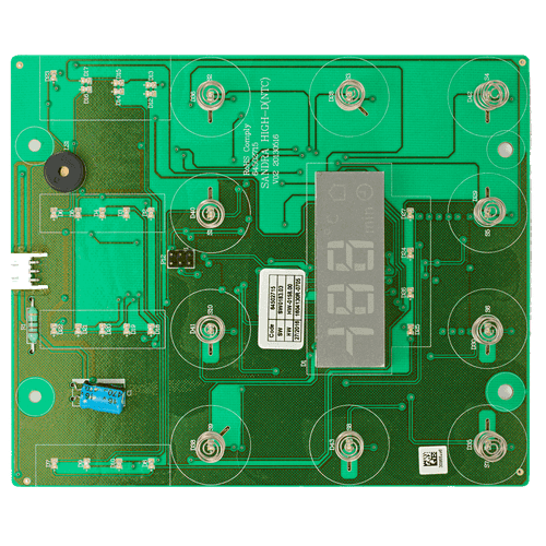 Placa Interface - DFI80 DI80X