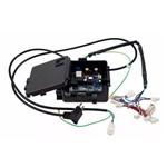 Placa / Kit Controle Eletrônico para Refrigerador Bre50 / Bre51 Brastemp W10591605 Original