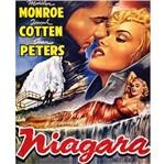Placa Madeira MDF 20x25 Marilyn Monroe Niagara LPMC-014 - Litocart