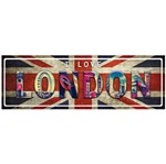 Placa Madeira MDF 13x40 London LPD-005 - Litocart
