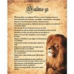 Placa Madeira Média Salmo Lpmc-09 - Litocart