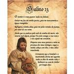 Placa Madeira Salmo LPMC-08 - Litocart