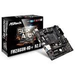 Placa Mãe AsRock FM2+ DDR3 / HDMI / PCI / USB 3.1 / D-Sub FM2A68M-HD+ R2.0