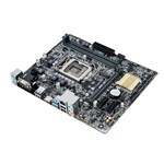 Placa Mae Asus H110me Chipset Intel Lga 1151 Usb 3.0