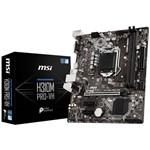 Placa-Mãe MSI P/ Intel H310M PRO-VH DDR4 LGA 1151 MATX