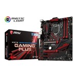 Placa-mãe Msi P/ Intel Lga 1151 Atx H370 Gaming Plus Ddr4 8ª Geração
