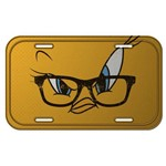 Placa Parede Looney Tweety Big Face