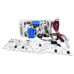 Placa Potência com Interface Brastemp Bwc07a Bwc08a Bivolt