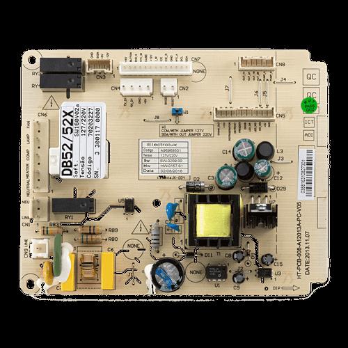 Placa Potencia Refrigerador - Db52 Db53x