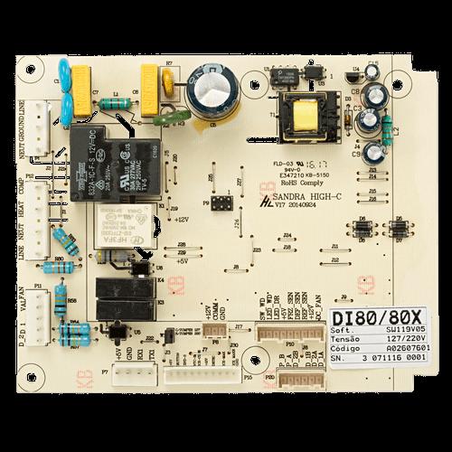 Placa Potencia Refrigerador - Di80x Dt80x