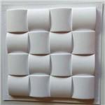 Placa PVC 3D Ondas Unidade