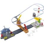 Planes Pista Super Voo BHW89 - Mattel
