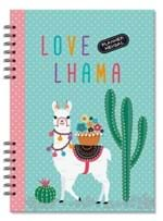 Planner Compacto Mensal Lhama 00006700