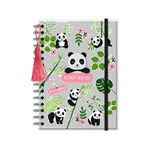 Planner Permanente P Panda-fina Ideia 00006803