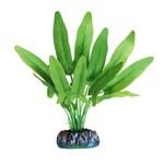 Planta Artificial Soma Ninféia Verde 30cm