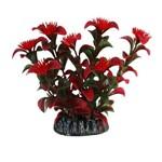 Planta Plastica Soma Alternanthera Vermelha