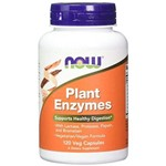 Plants Enzymes 120 Cápsulas Veg Now Foods