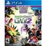 Plants Vs Zombies Gw2 Festive Edition - Ps4
