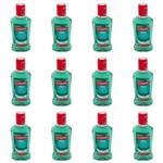 Plax Fresh Mint Enxaguante Bucal 60ml (kit C/12)
