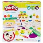 Play Doh Aprendendo as Letras - Hasbro