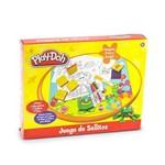 Play Doh Arte com Carimbo - Dtc