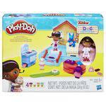Play Doh-Clínica da Doutora Brinquedos Hasbro B3403